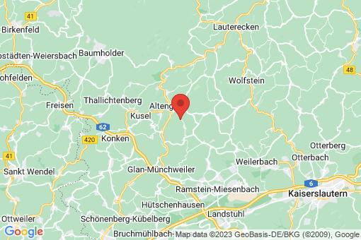 Karte Föckelberg