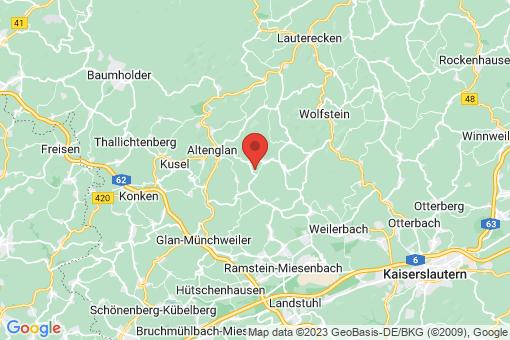 Karte Niederstaufenbach