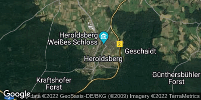Google Map of Heroldsberg