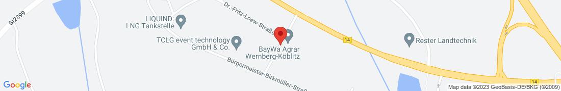 BayWa Agrar Wernberg-Köblitz Anfahrt