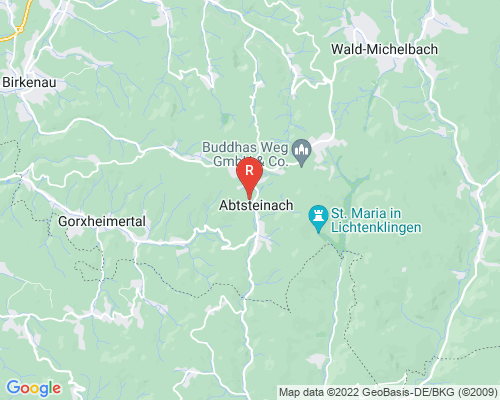Google Karte von Rohrreinigung Abtsteinach