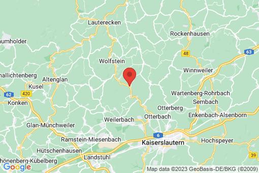 Karte Olsbrücken