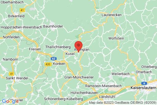 Karte Rammelsbach