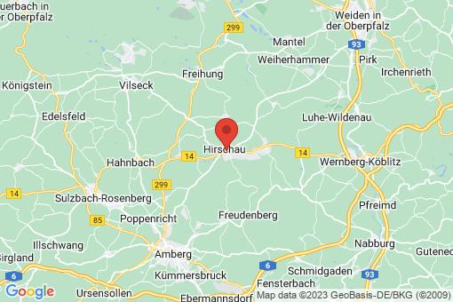 Karte Hirschau