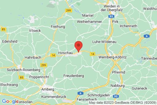 Karte Schnaittenbach
