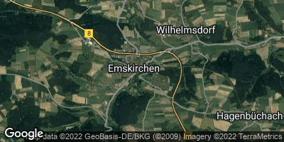 Google Map of Emskirchen