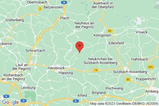 Karte Hirschbach