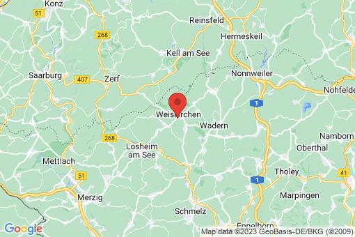 Karte Weiskirchen