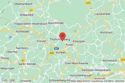 Karte Ruthweiler