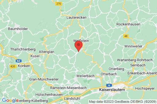 Karte Rothselberg