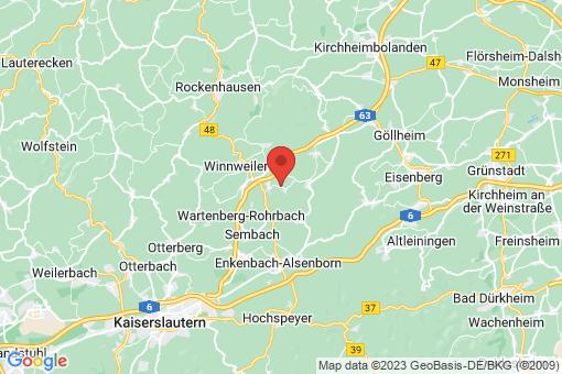 Karte Gonbach