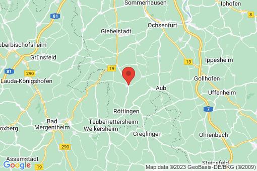 Karte Riedenheim