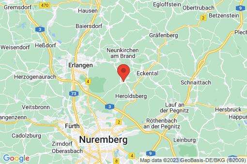 Karte Kalchreuth