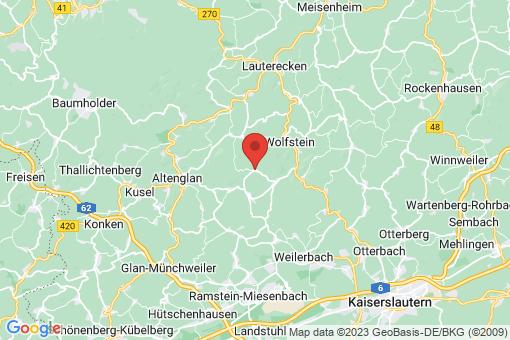 Karte Eßweiler