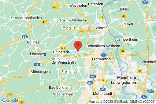 Karte Dirmstein