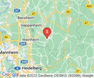Karte für Sommerrodelbahn Wald-Michelbach