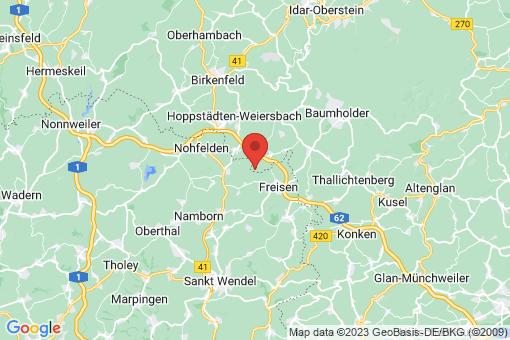 Karte Hahnweiler