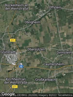 Google Map of Obersülzen