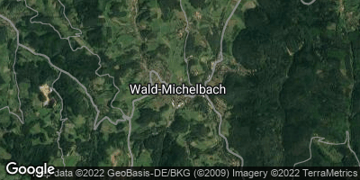 Google Map of Wald-Michelbach