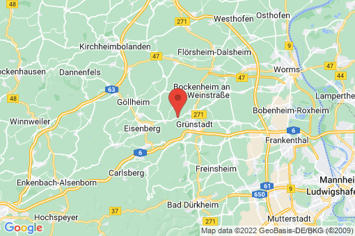 Karte Mertesheim