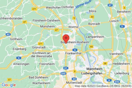 Karte Großniedesheim