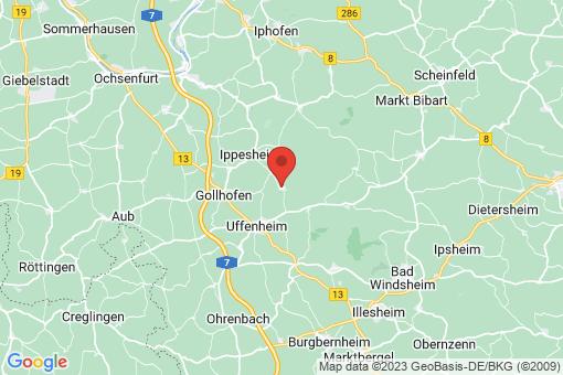 Karte Weigenheim