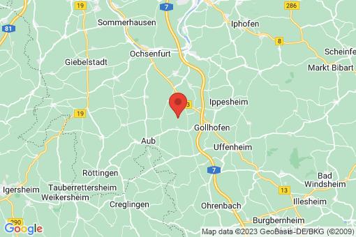 Karte Gollhofen