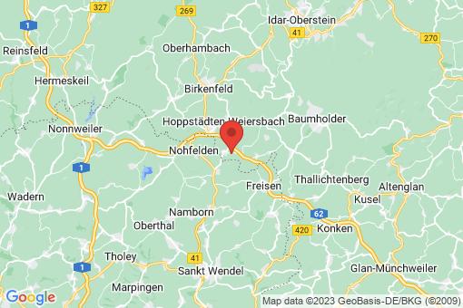 Karte Gimbweiler