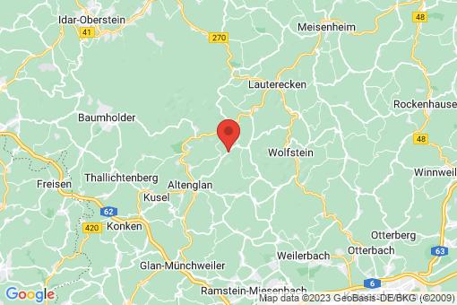 Karte Elzweiler