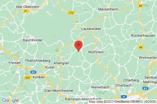 Karte Horschbach