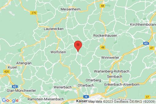Karte Niederkirchen