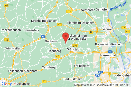 Karte Quirnheim
