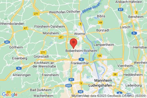 Karte Kleinniedesheim