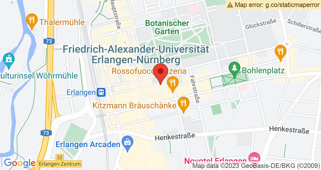Google Map FREILAUF GmbH