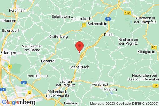 Karte Simmelsdorf