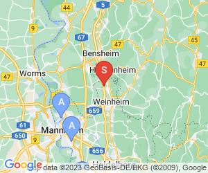 Karte für Indoor Superkart GmbH