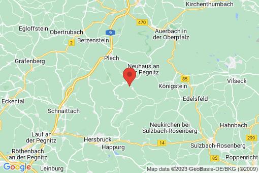 Karte Hartenstein