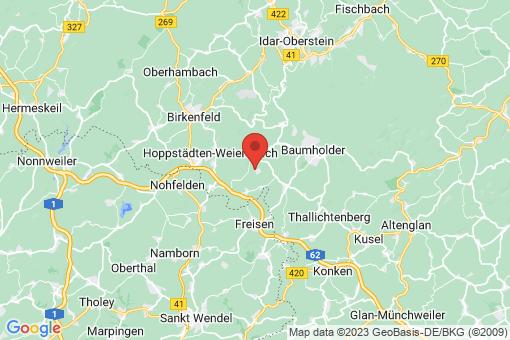 Karte Berglangenbach