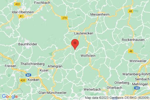 Karte Nerzweiler