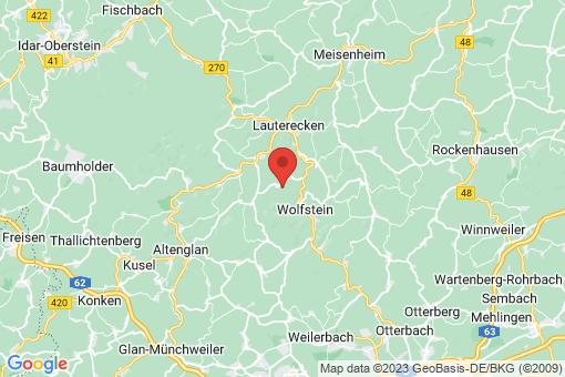 Karte Aschbach