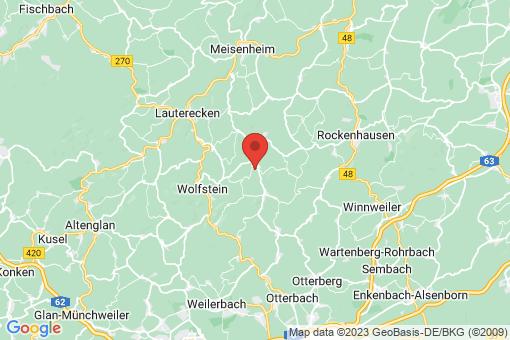 Karte Hefersweiler