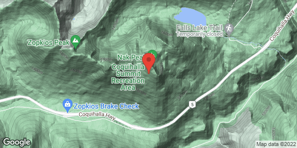 Improving conditions on Nak Peak