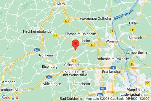 Karte Bockenheim