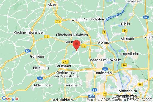 Karte Wachenheim