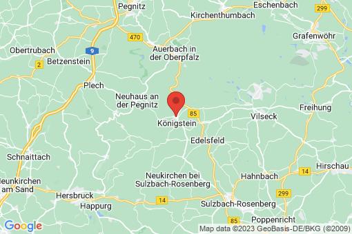 Karte Königstein