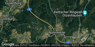 Google Map of Nonnweiler