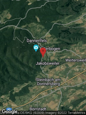 Google Map of Jakobsweiler