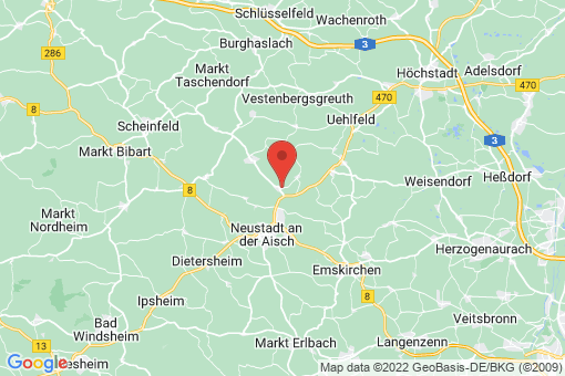 Karte Gutenstetten