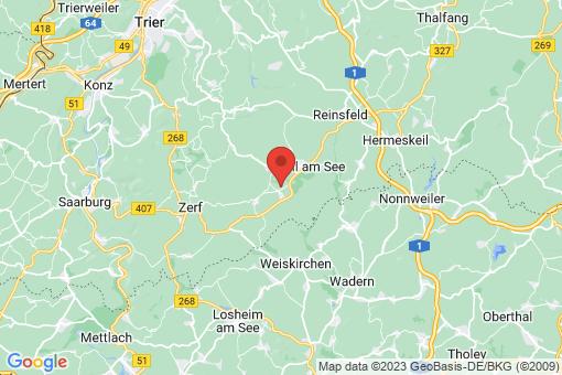 Karte Waldweiler