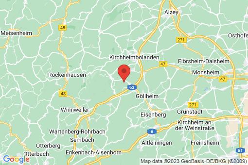 Karte Bennhausen